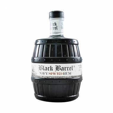 Rum Black Barrel Navy Spiced