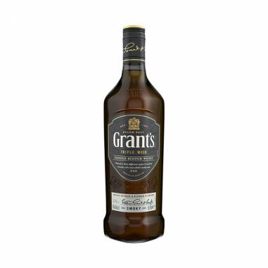 Whisky Grant's Triple Wood Smoky