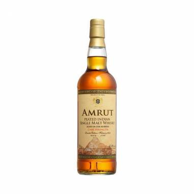 Whisky Amrut Peated Cask Strength