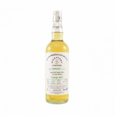 Whisky Mortlach Unchillfiltered