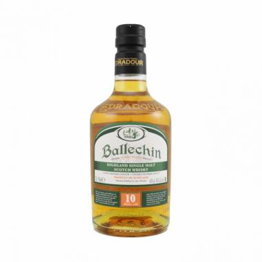 Whisky Ballechin 10 YO