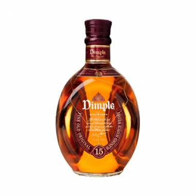Whisky Dimple 15 YO