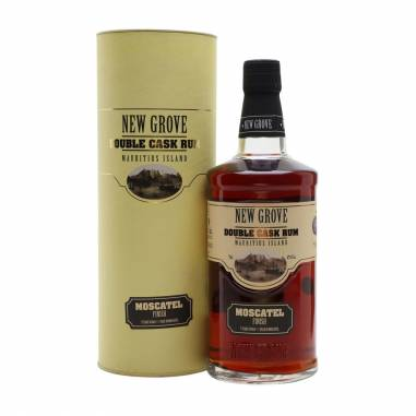 Rum New Grove Double Cask Moscatel