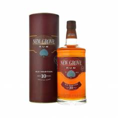 Rum New Grove Old - Tradition 10yo