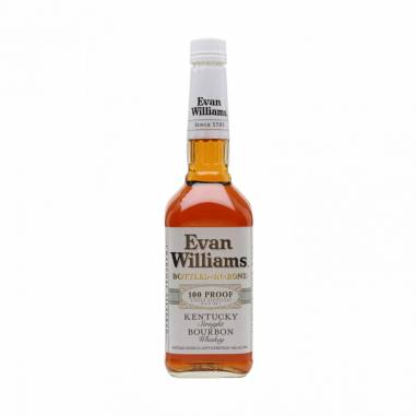 Burbon Evan Williams Bottled-in-Bond